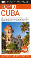 DK Eyewitness Top 10 Travel Guide: Cuba - фото обкладинки книги