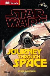 DK Reads: Star Wars Journey Through Space - фото обкладинки книги
