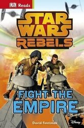 DK Reads: Star Wars Rebels Fight The Empire! - фото обкладинки книги