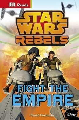 DK Reads: Star Wars Rebels Fight The Empire! - фото книги