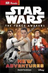 DK Reads: Star Wars The Force Awakens New Adventures - фото обкладинки книги