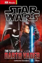 DK Reads: Star Wars The Story of Darth Vader - фото обкладинки книги