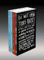 Do Not Open This Box: Keri Smith Deluxe Boxed Set - фото обкладинки книги