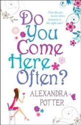 Do You Come Here Often? - фото обкладинки книги