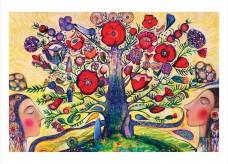 """Добра листівка """"Tree of Life"""""""