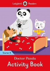 Doctor Panda Activity Book - Ladybird Readers Starter Level B - фото обкладинки книги