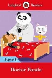 Doctor Panda - Ladybird Readers Starter Level B - фото обкладинки книги