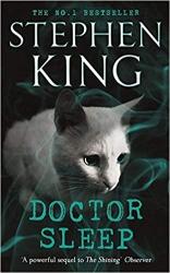 Doctor Sleep - фото обкладинки книги