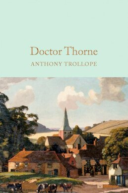 Doctor Thorne - фото книги