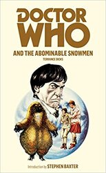 Doctor Who and the Abominable Snowmen - фото обкладинки книги