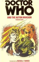Doctor Who and the Auton Invasion - фото обкладинки книги