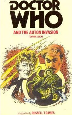 Doctor Who and the Auton Invasion - фото книги
