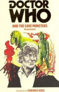 Книга Doctor Who and the Cave Monsters