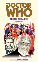 Doctor Who and the Crusaders - фото обкладинки книги