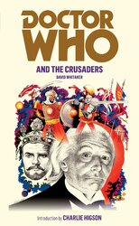 Книга Doctor Who and the Crusaders