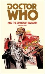Doctor Who and the Dinosaur Invasion - фото обкладинки книги