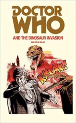Книга Doctor Who and the Dinosaur Invasion