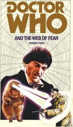 Книга Doctor Who and the Web of Fear