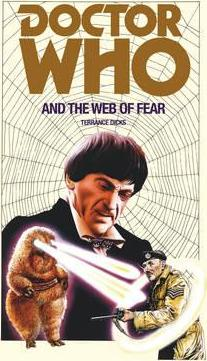 Doctor Who and the Web of Fear - фото книги