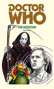 Doctor Who: The Visitation - фото книги