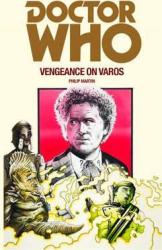 Doctor Who: Vengeance on Varos - фото обкладинки книги