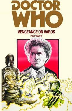 Doctor Who: Vengeance on Varos - фото книги