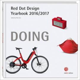 Doing : Red Dot Design Yearbook - фото книги