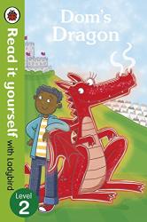 Dom's Dragon - Read it yourself with Ladybird : Level 2 - фото обкладинки книги
