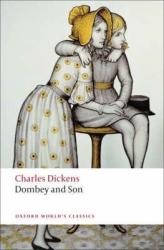 Dombey and Son - фото обкладинки книги