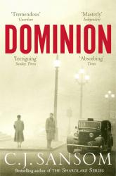 Dominion - фото обкладинки книги