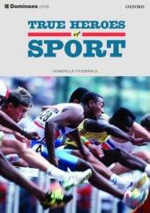Dominoes 1: True Heroes of Sport - фото обкладинки книги