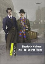 Книга Dominoes New Edition 1: Sherlock Holmes: The Top Secret Plans MultiROM Pack
