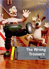 Dominoes New Edition 1: Wrong Trousers MultiROM Pack - фото обкладинки книги