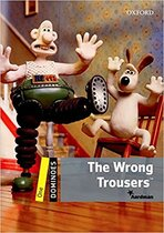 Книга Dominoes New Edition 1: Wrong Trousers MultiROM Pack