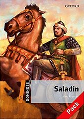 Dominoes New Edition 2: Saladin MultiROM Pack - фото обкладинки книги
