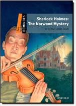 Книга Dominoes New Edition 2: Sherlock Holmes: The Norwood Mystery MultiROM Pack