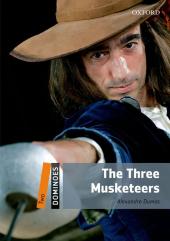 Dominoes New Edition 2: Three Musketeers MultiROM Pack - фото обкладинки книги
