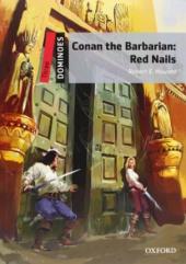 Dominoes New Edition 3: Conan the Barbarian: Red Nails MultiROM Pack - фото обкладинки книги