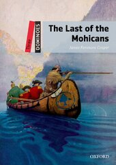 Dominoes New Edition 3: Last of the Mohicans MultiROM Pack - фото обкладинки книги