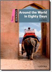 Dominoes New Edition Starter: Around the World in Eighty Days MultiROM Pack - фото обкладинки книги