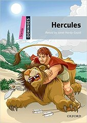 Dominoes New Edition Starter: Hercules MultiROM Pack - фото обкладинки книги
