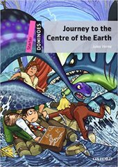 Dominoes New Edition Starter: Journey to the Centre of the Earth MultiROM Pack - фото обкладинки книги