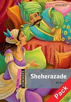 Книга Dominoes New Edition Starter: Sheherazade MultiROM Pack