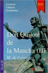 Посібник Don Quijote de la Mancha 2