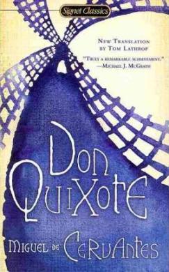 Don Quixote - фото книги
