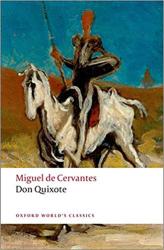 Don Quixote de la Mancha - фото обкладинки книги