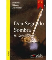 Don Segundo Sombra - фото обкладинки книги
