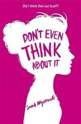 Don't Even Think About It : Book 1 - фото обкладинки книги
