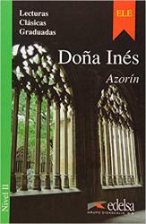 Dona Ines - фото обкладинки книги