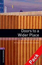 Doors to a Wider Place - Stories from Australia - фото обкладинки книги